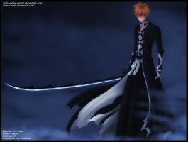 Ichigo new bankai by Law67