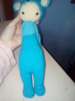 Dragon Azul Amigurumi : Browsing Amigurumi on DeviantArt