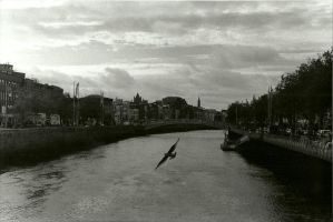 The Liffey by scoureroflostsouls
