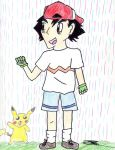 Fan Group Collab Entry: Ash by maxinethebean