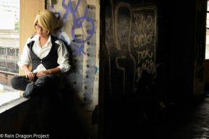 APH All alone - America by TheTwistedWonderland