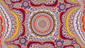 Mandala Meeting col1 by FractalMonster