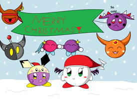 Merry Christmas by Thefangirl4848