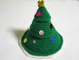 Amigurumi Christmas Tree by Chromodoris