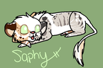 Chibi Saphy by Cece-Edgars-Sister