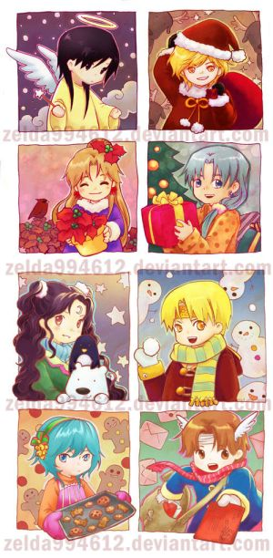 MYth: Winter Greeting