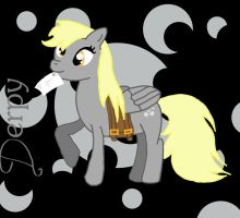 Derpy Hooves: How she's meant to be... by ZeraMist