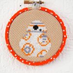 Bb8-crossstitch-1-glamasaurus by AndyGlamasaurus
