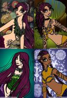 Neptune's Daughter: Four Incarnations by HC-IIIX