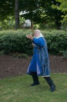 2014-08-31 Wizard in Park 01 by skydancer-stock
