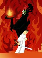 Samurai Jack by Dark337