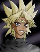 Yami Marik by Team-Rocket-4eva