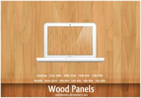 Wood Panels by RadialBeamz