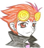 +XS+ Jack Spicer by DesolatePassion