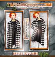 +Photopack png de Hayley Williams. by MarEditions1