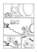 Scourge of Serqet Page 5 by frostdemn