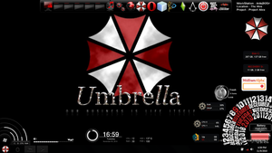 Umbrella Theme first draft... by DumDummer