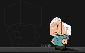 Doc Cottle Scrubs Wallpaper by BSG75