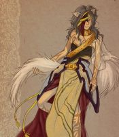 FE10: Nailah by aiimeii