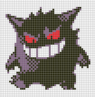 Gengar by Hama-Girl