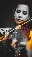 The Violinist by Lung2005