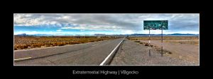 Extraterrestrial Highway by vbgecko