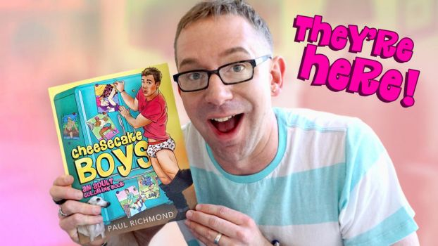 Answering Questions and Signing Coloring Books by paulypants