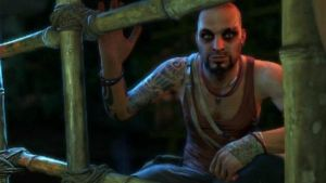 ,,You hit the ground. Vaas Far Cry 3 by Hatredboy