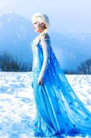 i'm the queen - Elsa by FrancescaMisa