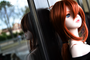Reflected Beauty by Sara-Dolls21