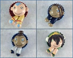 Avatar Pop-Out Buttons by LeiliaClay
