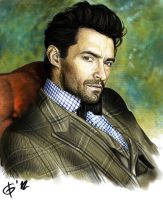 Hugh Jackman by danishman