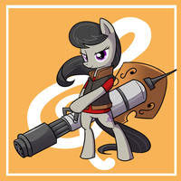 Octavia Heavy by bigfatal21