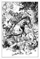 Planet of the Apes by deankotz