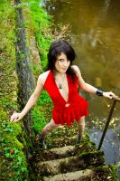 Little Red Dress by Fred-Galliard