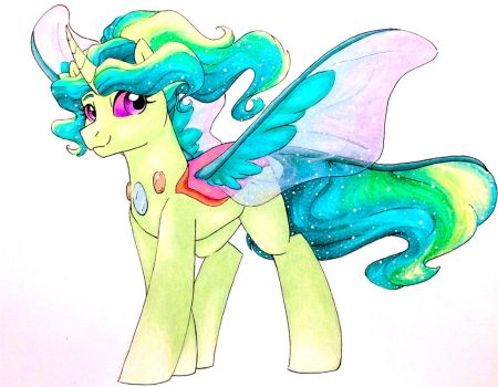 DTA Entry - Radiance by PitterPaint