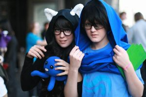 homestuck cosplay 2 by SenoritaFairy