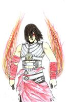 Prince of Fire by LadySira