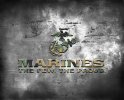 Marine Tribute 2 by cotrackguy