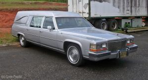 80's Cadillac Hearse by Mister-Lou