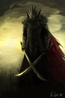 Witch King's Cousin by Vablo