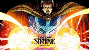 Doctor Strange by Xionice