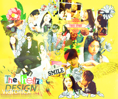 Korean drama*(1)DESIGN* THE HEIRS by victoricaDES