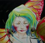 Butterfly by Hello-Pillow