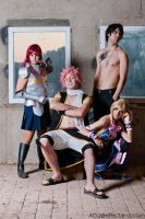 Fairy Tail by ivettepuig