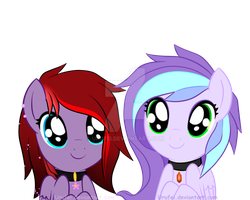 MLP FIM: Pegasisters~ by Urufei