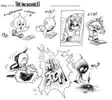 The Incredible Comic 2 by andrewk