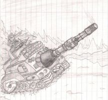 The SSM-TANK by ThaBrokenSword