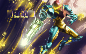 Samus Smudge V2 by xChiiiiiiii