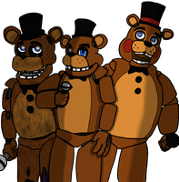 Five Nights at Freddy's: Who's Ready for Freddy? by ECN13000